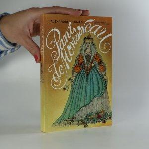 náhled knihy - Paní de Monsoreau