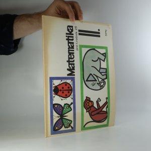 náhled knihy - Matematika pro 1. ročník ZŠ. Pracovní sešit II.