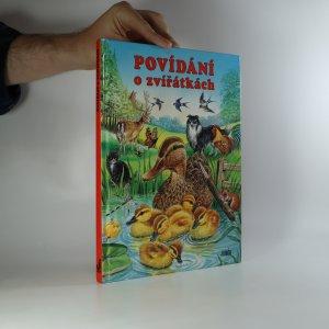 náhled knihy - Povídání o zvířátkách