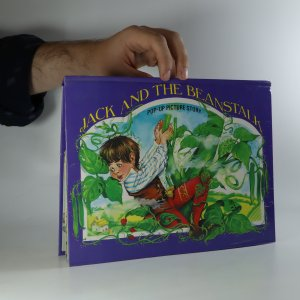 náhled knihy - Jack And The Beanstalk (pop-up leporelo)