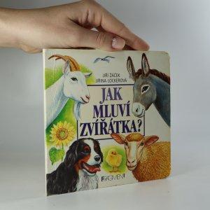 náhled knihy - Jak mluví zvířátka?