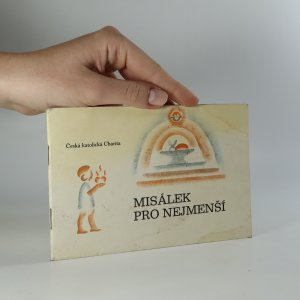 náhled knihy - Misálek pro nejmenší