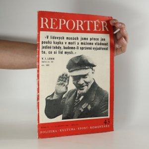 náhled knihy - Reportér. Ročník III. Číslo 43.