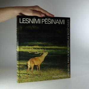 náhled knihy - Lesními pěšinami