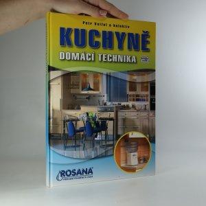 náhled knihy - Kuchyně. Domácí technika.