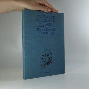 náhled knihy - Bělkinovy povídky