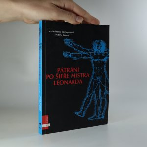 náhled knihy - Pátrání po šifře Mistra Leonarda