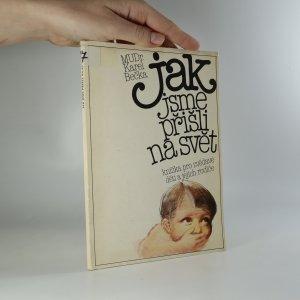 náhled knihy - Jak jsme přišli na svět