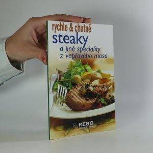 náhled knihy - Steaky a jiné speciality z vepřového masa. Rychle & chutně