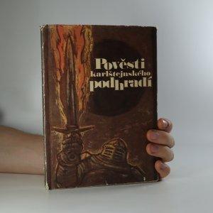 náhled knihy - Pověsti karlštejnského podhradí