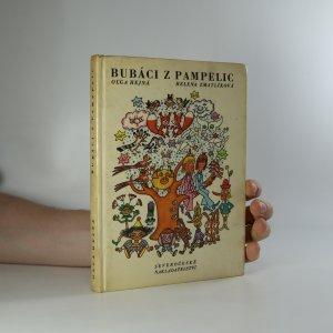 náhled knihy - Bubáci z Pampelic