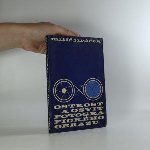 náhled knihy - Ostrost a osvit fotografického obrazu