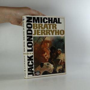 náhled knihy - Michal, bratr Jerryho. Román ze světa cvičených zvířat