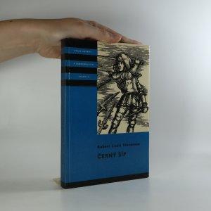 náhled knihy - Černý šíp