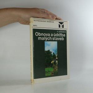 náhled knihy - Obnova a údržba malých staveb