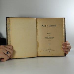 antikvární kniha Průboj. Dáma s kameliemi (2 knihy v 1 svazku), 1920, 1893