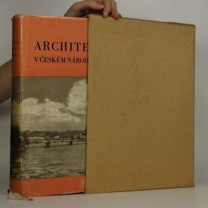 náhled knihy - Architektura v českém národním dědictví