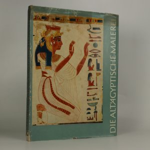 náhled knihy - Die altägyptische malerei