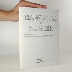 náhled knihy - Gramatika a slovník. Pre-intermediate
