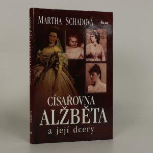 náhled knihy - Císařovna Alžběta a její dcery