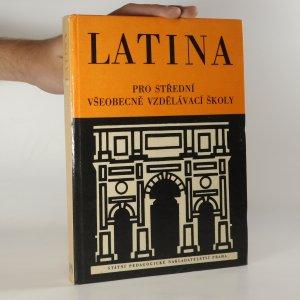 náhled knihy - Latina pro střední všeobecně vzdělávací školy