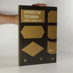 náhled knihy - Výpočetní technika pro III. ročník SEŠ