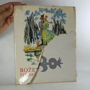 náhled knihy - Stříbrná kniha pohádek