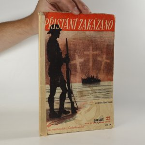 náhled knihy - Přistání zakázáno