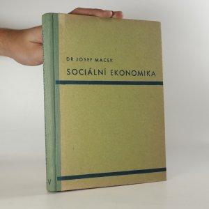 náhled knihy - Sociální ekonomika IV.-V. (v jednom svazku)