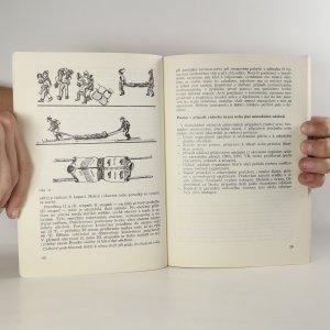 antikvární kniha K činnosti zájmových kroužků lyžování a zimní turistiky, 1989