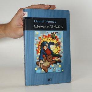 náhled knihy - Lidožrouti z Obchoďáku