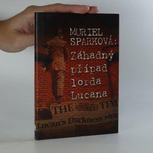 náhled knihy - Záhadný případ lorda Lucana