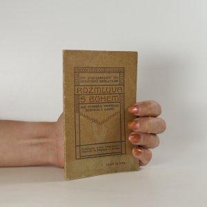 náhled knihy - Rozmluva s Bohem