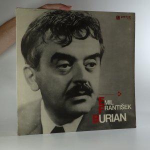 náhled knihy - Emil František Burian: Nonetto In Do op. 74. Dětské písně pro jeden hlas a nonet op. 76