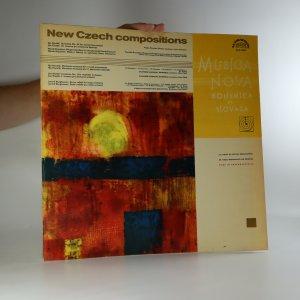 náhled knihy - Musica nova bohemica et slovaca