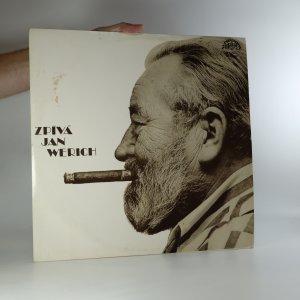 náhled knihy - Zpívá Jan Werich