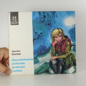 náhled knihy - Neuvěřitelná příhoda práčete Leška