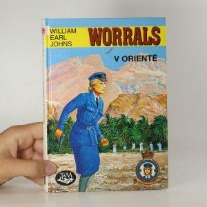 náhled knihy - Worrals v Orientě