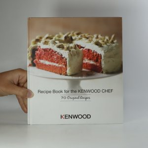 náhled knihy - Recipe Book for the Kenwood Chef
