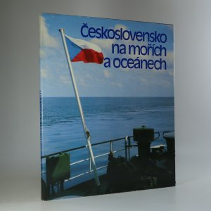 náhled knihy - Československo na mořích a oceánech