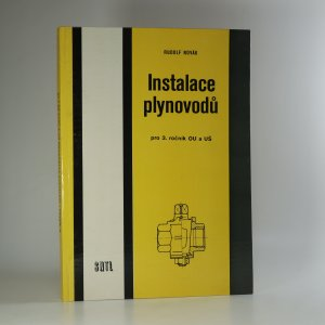 náhled knihy - Instalace plynovodů pro 3. ročník OU a UŠ