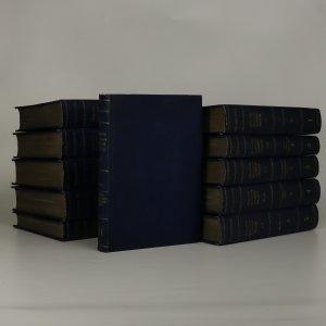 náhled knihy - Nový velký ilustrovaný slovník naučný. (20 dílů v 11 svazcích, kompletní, viz poznámka)