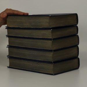 antikvární kniha Nový velký ilustrovaný slovník naučný. (20 dílů v 11 svazcích, kompletní, viz poznámka), 1929-1934