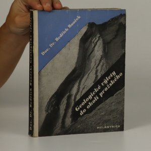 náhled knihy - Geologické výlety do okolí pražského