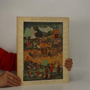 náhled knihy - Miniatures Indiennes au temps des Grands Moghols (8 barevných reprodukcí. Komplet)