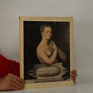 náhled knihy - La peinture francaise du XVI siecle. (8 barevných reprodukcí. Komplet)