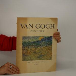 náhled knihy - Van Gogh peintures (16 barevných reprodukcí)