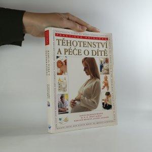 náhled knihy - Těhotenství a péče o dítě