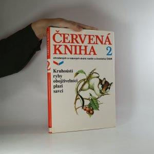 náhled knihy - Červená kniha ohrožených a vzácných druhů rostlin a živočichů ČSSR 2