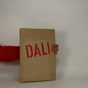 náhled knihy - Salvador Dali. (39 faksimile zkušebních tisků + plakát A1)